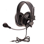 DELUXE STEREO HEADSET WIT ALLOW 4-5 DAYS SHIPPING