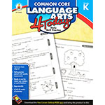 LANGUAGE ARTS 4 TODAY GR ALLOW 4-5 DAYS SHIPPING