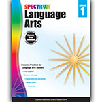 SPECTRUM LANGUAGE ARTS GR ALLOW 4-5 DAYS SHIPPING