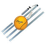 DELUXE TETHER BALL SET ALLOW 4-5 DAYS SHIPPING