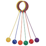 SWING BALL SET ALLOW 4-5 DAYS SHIPPING
