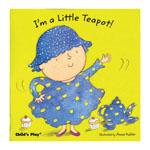 IM A LITTLE TEAPOT BOARD ALLOW 4-5 DAYS SHIPPING