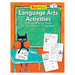 PETE THE CAT LANGUAGE ART ALLOW 4-5 DAYS SHIPPING