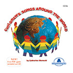 CHILDRENS SONGS AROUND TH ALLOW 4-5 DAYS SHIPPING