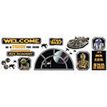 STAR WARS WELCOME TO THE ALLOW 4-5 DAYS SHIPPING