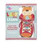 LACE AND LEARN LACING CAR ALLOW 4-5 DAYS SHIPPING