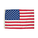 DURAWAVEZ OUTDOOR US FLAG ALLOW 4-5 DAYS SHIPPING