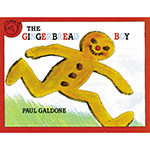 GINGERBREAD BOY BIG BOOK ALLOW 4-5 DAYS SHIPPING