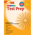 SPECTRUM TEST PREP GR 6 ALLOW 4-5 DAYS SHIPPING