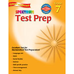 SPECTRUM TEST PREP GR 7 ALLOW 4-5 DAYS SHIPPING