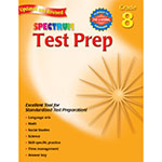 SPECTRUM TEST PREP GR 8 ALLOW 4-5 DAYS SHIPPING