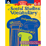 SOCIAL STUDIES VOCABULARY ALLOW 4-5 DAYS SHIPPING