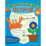 CRITICAL THINKING GLYPHS ALLOW 4-5 DAYS SHIPPING